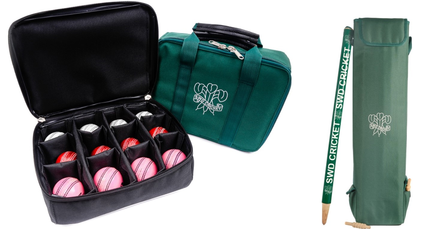 STYLISH MATCH BALL CARRY BAGS AND STUMP BAGS